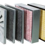 Filtration air brouillard huileux statique filtres technifiltre