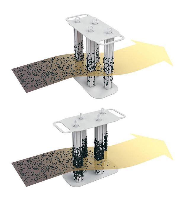 liquides fluides separateur magnetique magneto technifiltre