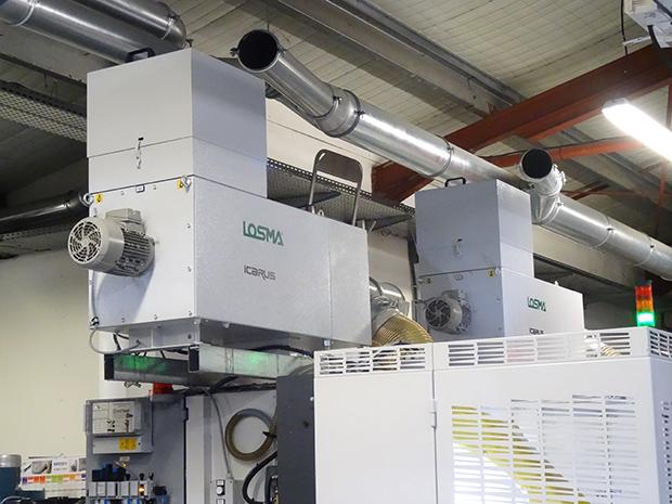 Icarus-Losma-PY-Industrie filtration air et fluide