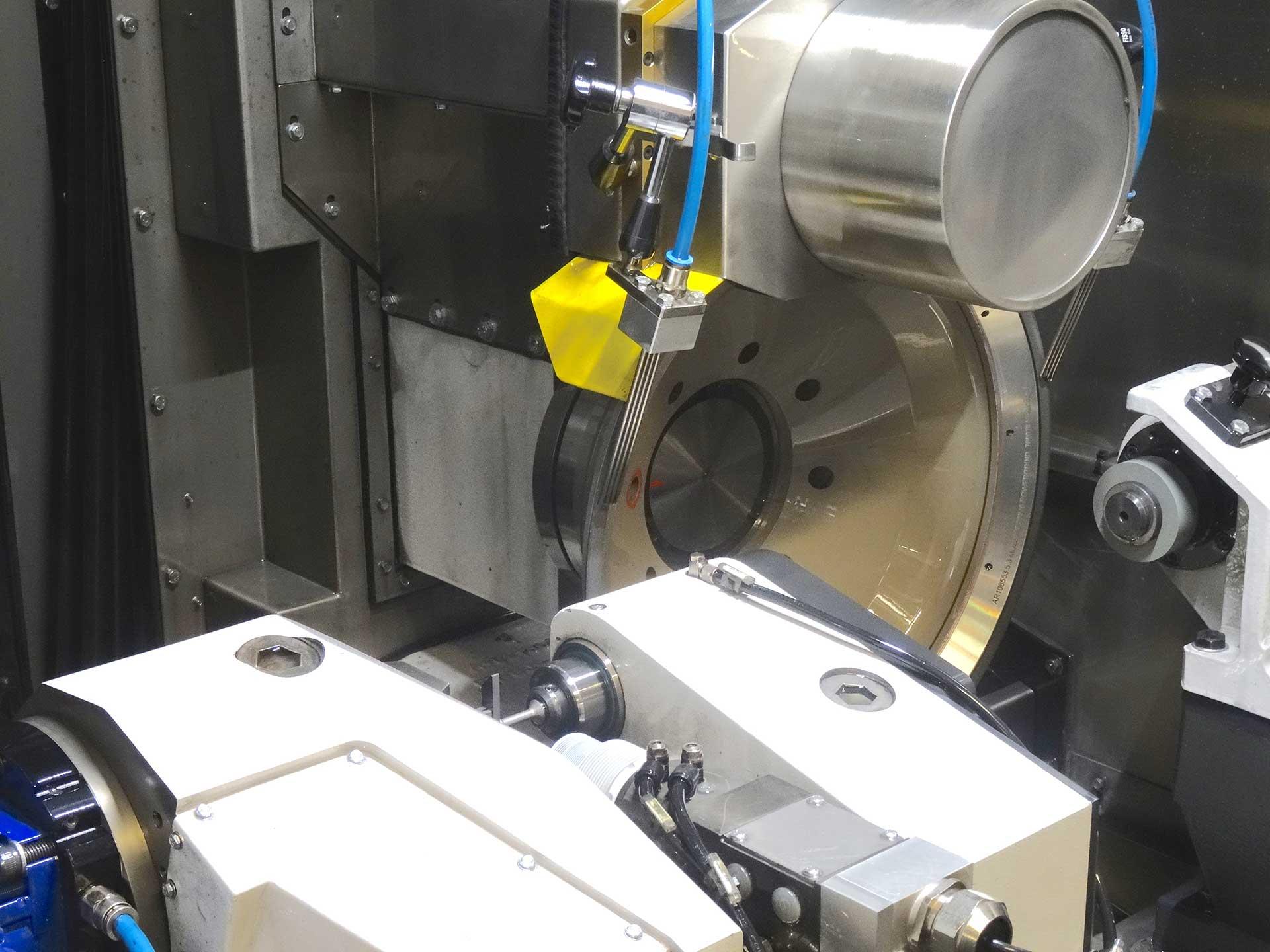 Atelier affûtage PY industrie filtration