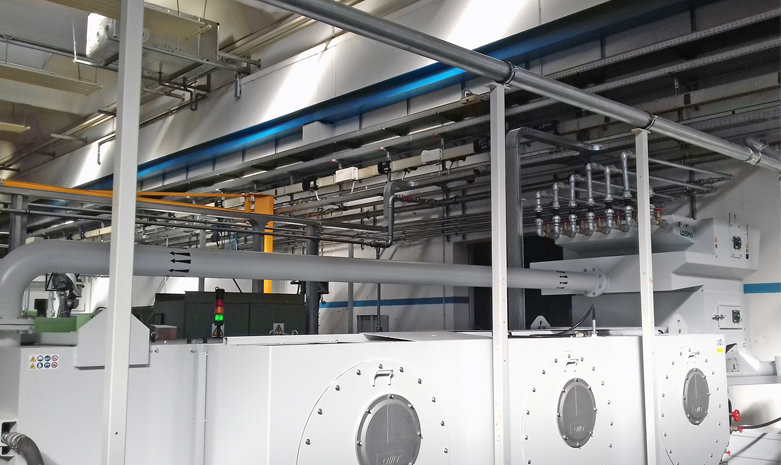 Filtration liquide grands volumes : la solution Spring