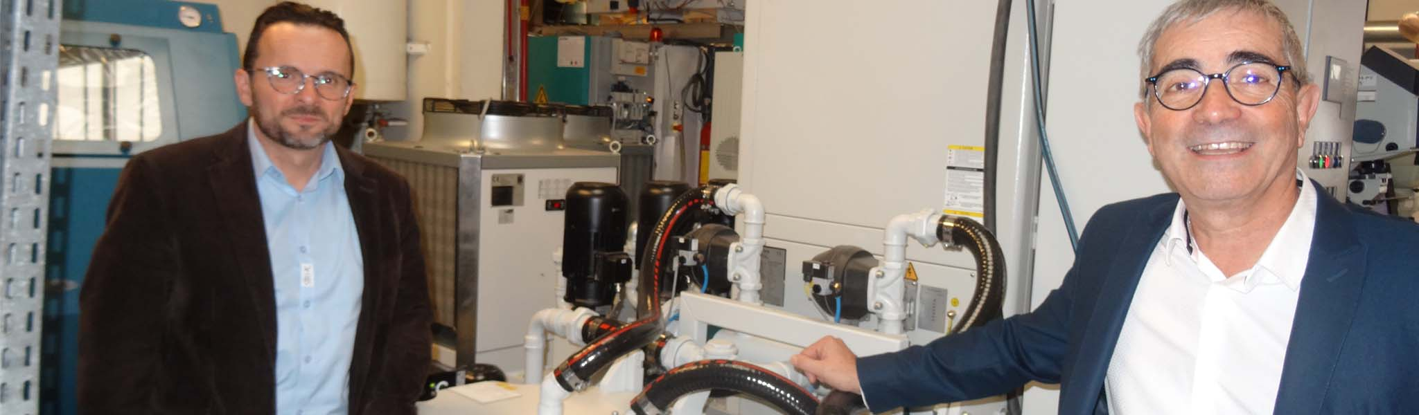 Une productivité inégalée avec une filtration air et fluide