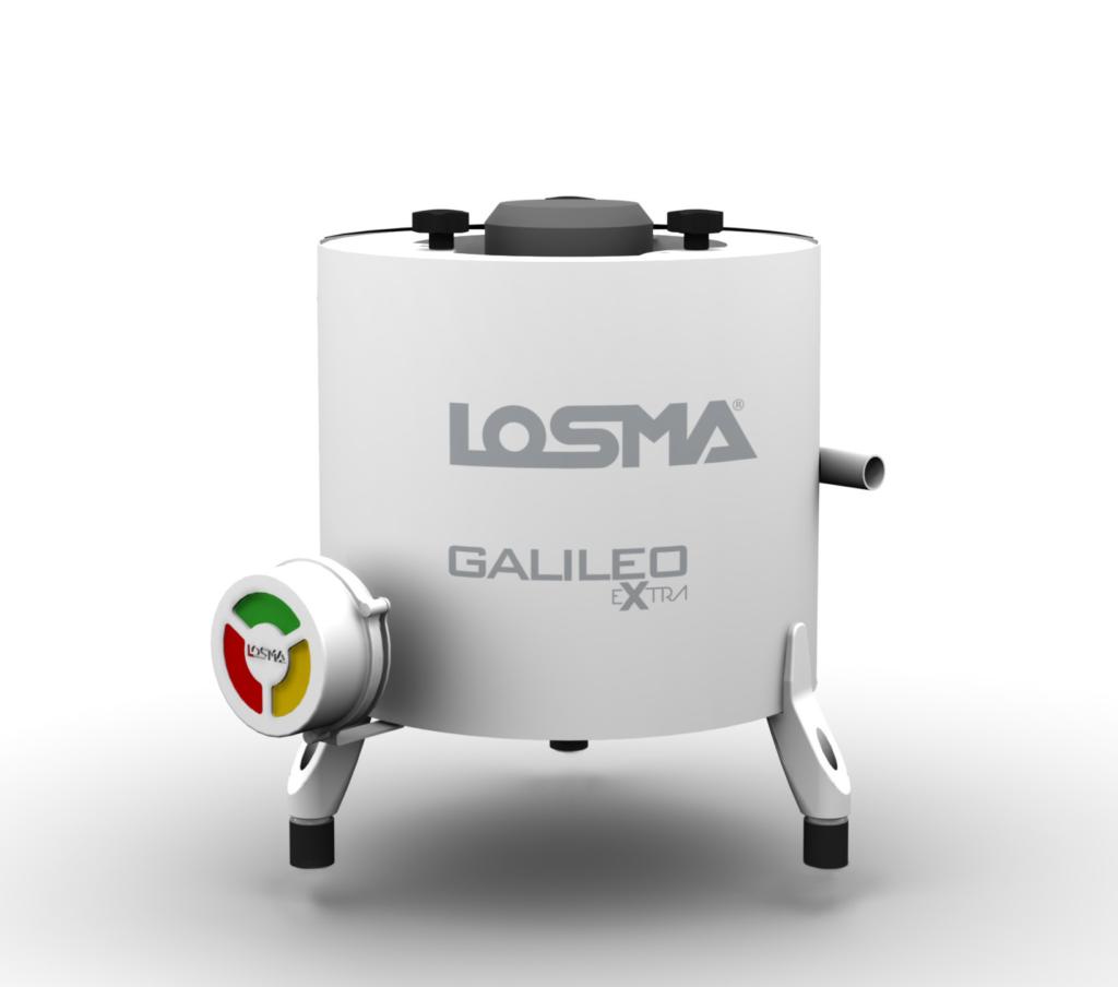 Galileo systèmes d'aspiration Losma technifiltre